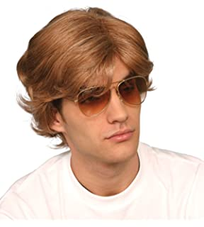 Bristol Novelty BW569 George Michael 80s Male Wig, One Size