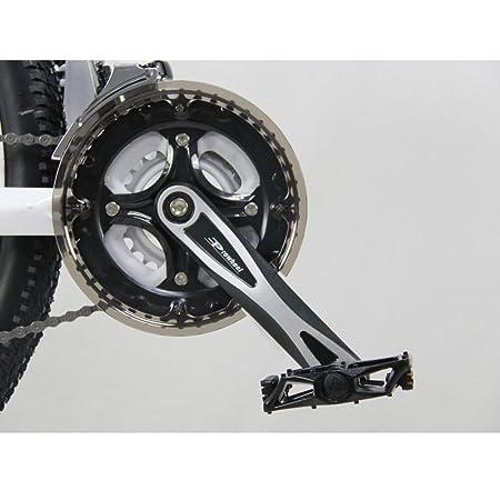 Bicicletas de montaña Marco Plegable de Allumium Hombre Bicicletas 26 pulgadas Shimano 27 velocidad 3 Radios de la Rueda de Magnescium integrado Richbit 601 ...