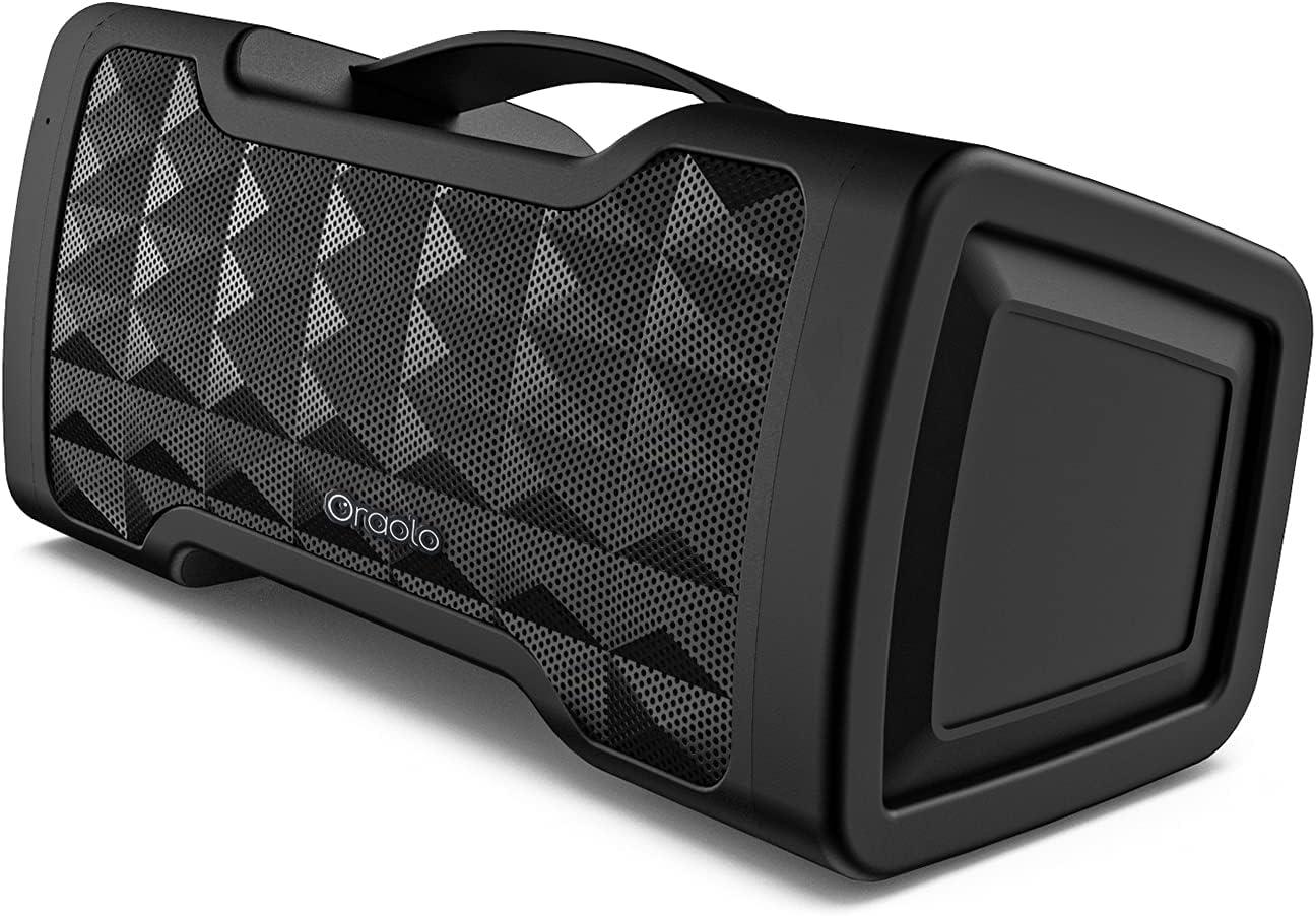 Oraolo M91 24W Bluetooth 5.0 Portable Speaker $23.99 Coupon