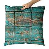 Westlake Art - Paint Wood - Decorative Throw Pillow Cushion - Picture Photography Artwork Home Decor Living Room - 26x26 Inch
