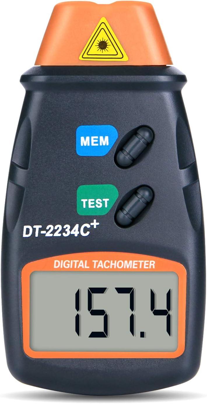 AGPtek® Professional Digital Laser Photo Tachometer