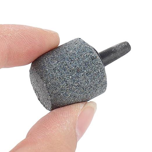 Amazon.com : eDealMax Mineral Cilindro acuario pecera burbuja de ...