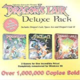 Dragon's Lair Deluxe Pack: Dragon's Lair, Space Ace & Dragon's Lair II