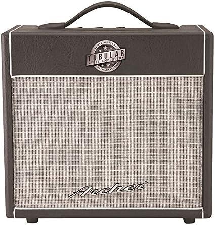 Amazon Com Archer Tubularbk Tubular 5 Watt Guitar Combo Amplifier Musical Instruments
