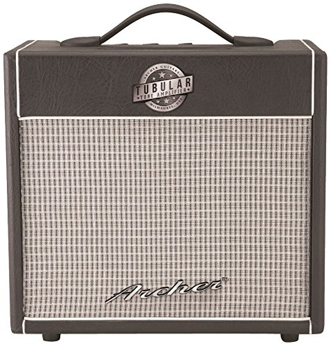 (Archer TUBULARBK Tubular 5-Watt Guitar Combo Amplifier)