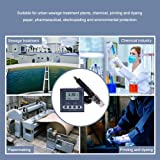 PH Meters |Original Online Industrial PH Controller ORP Meter Monitor Digital 0.02pH 1mV Upper Lower Limit Control Alarm pH Tester |by BACOHO