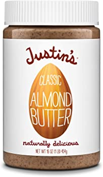 Justin's 16 oz Classic Almond Butter