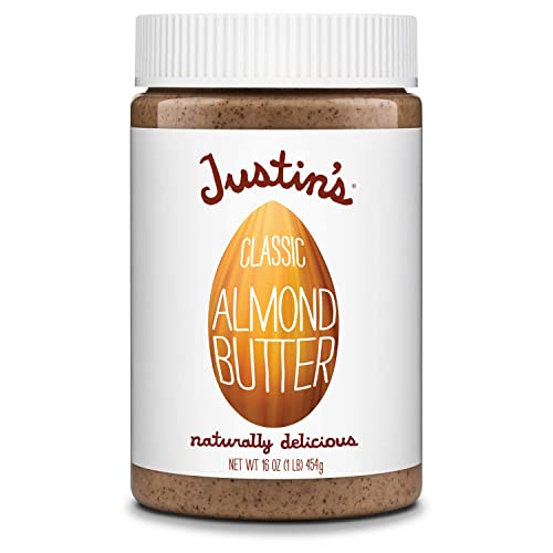 Is Justin's Classic Almond Butter Keto?