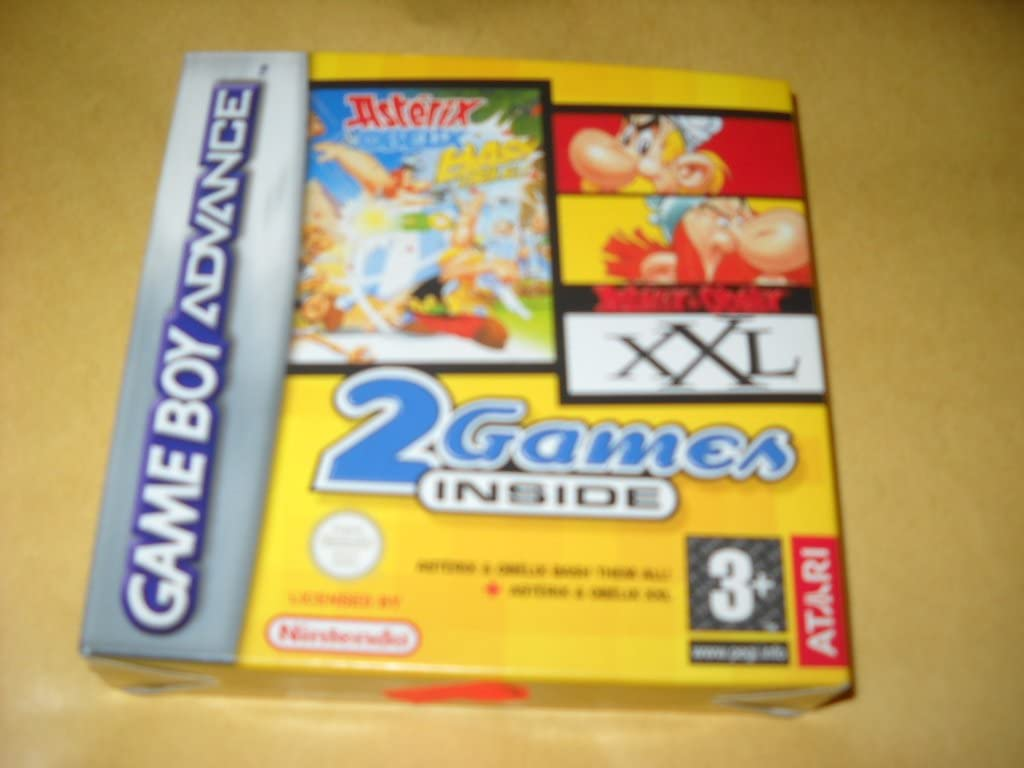 Asterix & Obelix Bash Them All & Asterix & Obelix XXL 2 in 1 game pack [Importación Inglesa]: Amazon.es: Videojuegos