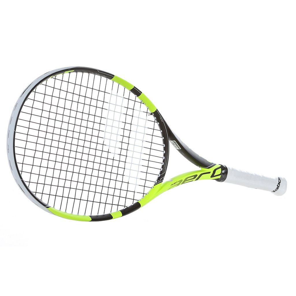 Amazon.com   Babolat 2018 Pure Aero Lite Tennis Racquet - Quality String  (4-1 2)   Sports   Outdoors 92ecb7c718