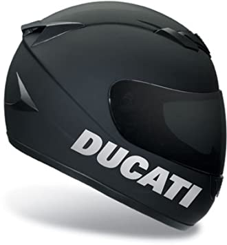 X Ducati Sticker For Helmet Decal Motorcycle Decal Sticker Buy - Motorcycle half helmet decals