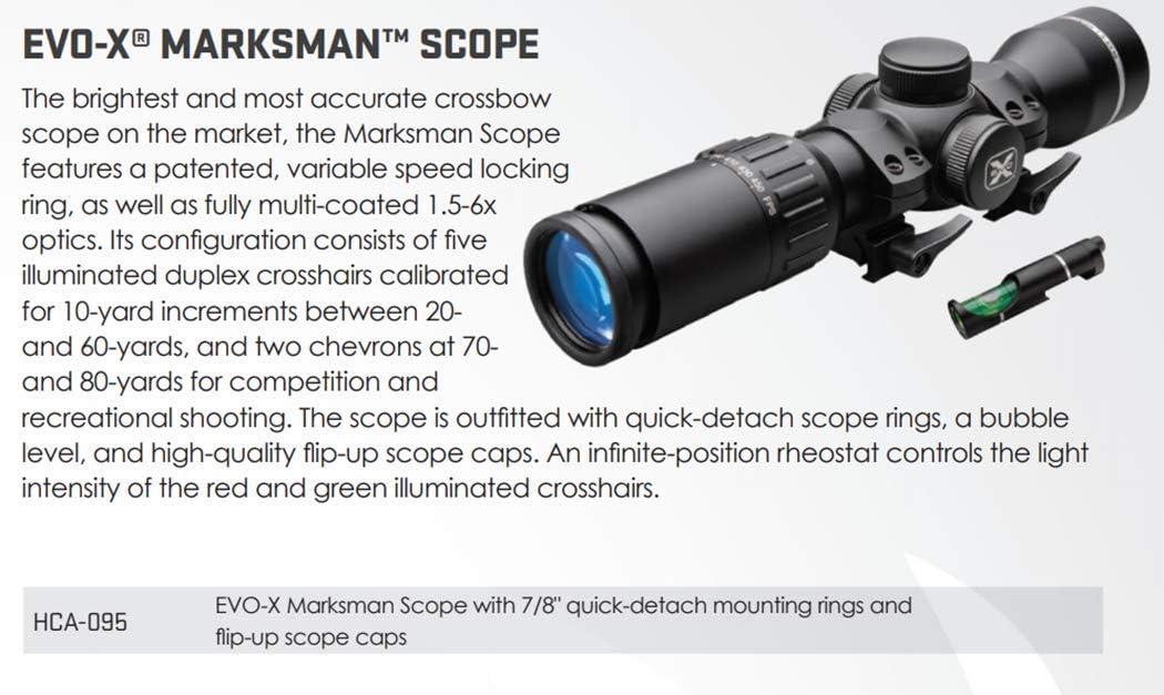 TenPoint EVO-X Marksman Scope