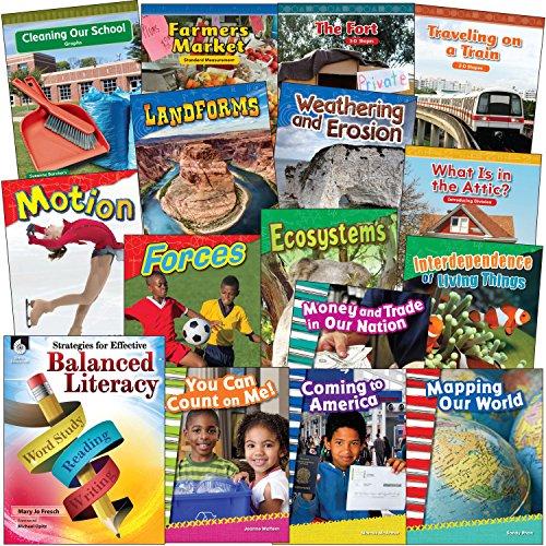Grade 2 Balanced Literacy Set by Teacher Created Materials