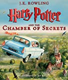 #4: Harry Potter and the Chamber of Secrets: The Illustrated Edition (Harry Potter, Book 2)