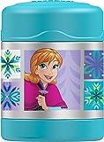Thermos FUNtainer Insulated Food Jar, 290ml, Blue Disney Frozen, F3007FZ6AUS