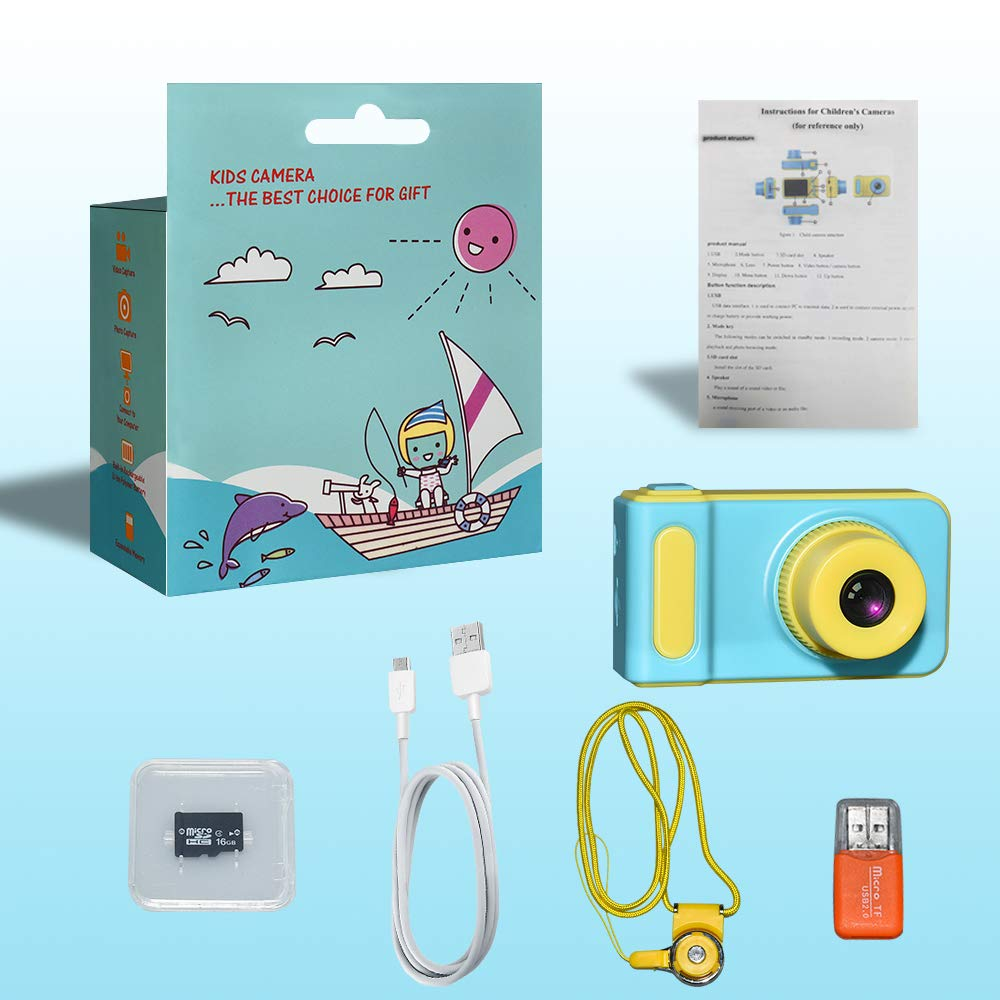 Gifts for Kids ATOPDREAM TOPTOY Kids Digital Cameras