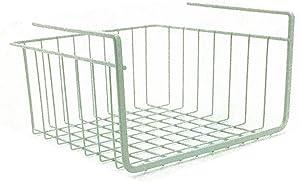 "Modern Home 11"" Cabinet Wire Hanging Basket Shelf"