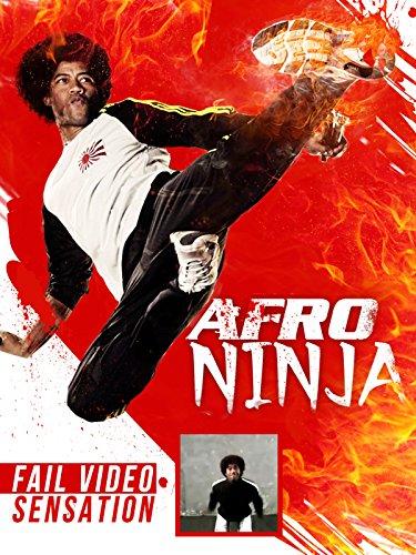 Afro Ninja - Ninja T