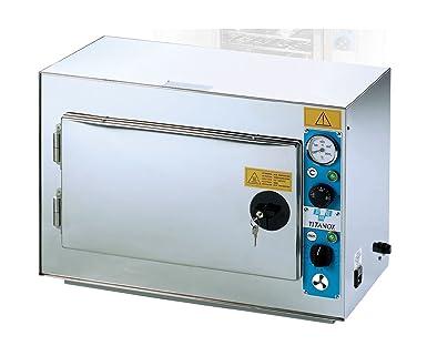 fazzini a3213400 V estufa de Ventilación forzada, tamaño 565 mm x 350 mm x 345