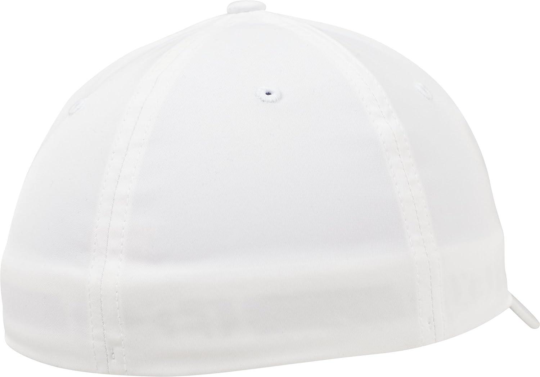 Flexfit Tech Flexfit Kappe Unisex f/ür Damen und Herren wetterbest/ändige Cap aus innovativem Material