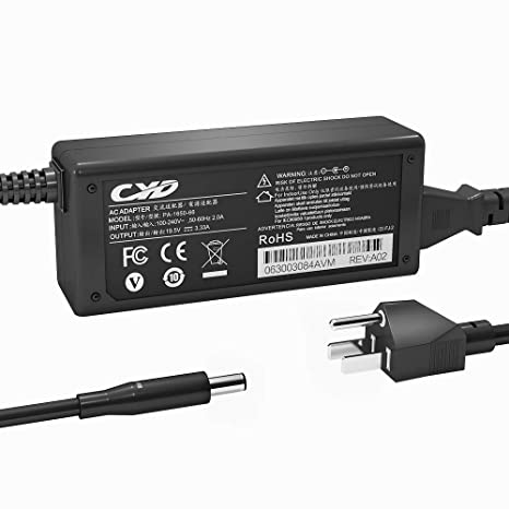 amazon com cyd 45w powerfast replacement for laptop charger hp rh amazon com