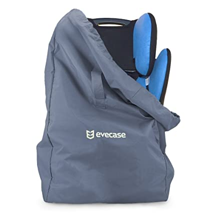 Car Seat Travel Bag Evecase Baby Child Carrying Case With Shoulder