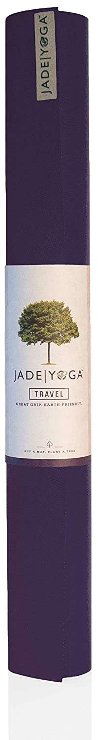 Jade Harmony Professional Travel Yoga Mat - Midnight Blue ...