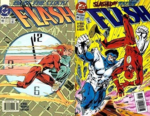 The Flash #83-84 (1987-2009) Limited Series DC Comics - 2 Comics