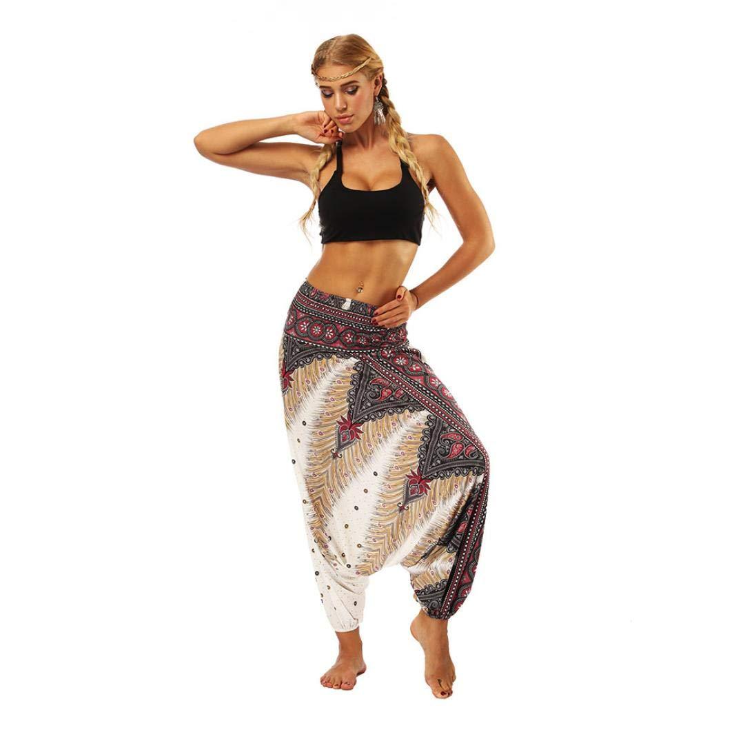 baskuwish Yoga Pants レディース Yoga PANTS レディース ホワイト ホワイト B07G7L1X5V, アメニティズショップ:d0e27ebf --- ijpba.info