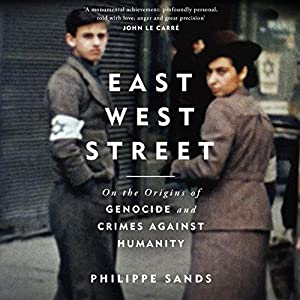 East West Street Audiobook