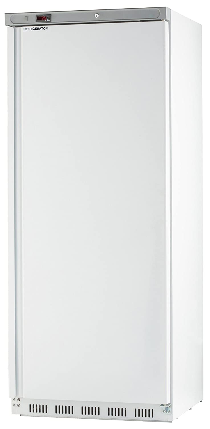Chef's Exclusive CE308 23 Cubic Foot Commercial 1 Single Solid Door NSF Approved Sub Zero Reach in Upright Refrigerator Cooler Bottom Mount Compressor, 30.6 Inch Wide, White 61XGkSQ0tsL._SL1500_