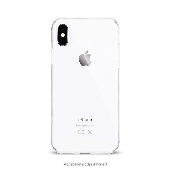 newest e001c e8807 Amazon.com: Artwizz NoCase for iPhone Xs Max - Ultra-Thin Protective ...
