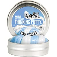 Crazy Aarons Thinking Putty: Blue Skies - Mini Tin