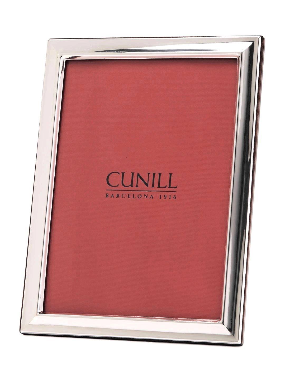 Amazon.com: Cunill Barcelona Plain marco de plata de ley ...
