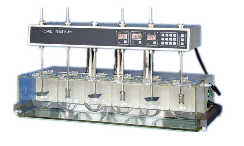 RC-6 - Comprobador de disolución de tabletas y cápsulas ...