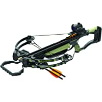 Barnett (78652 Recruit Youth 60 Compound Crossbow, 195 Feet Per Second, Black, Large