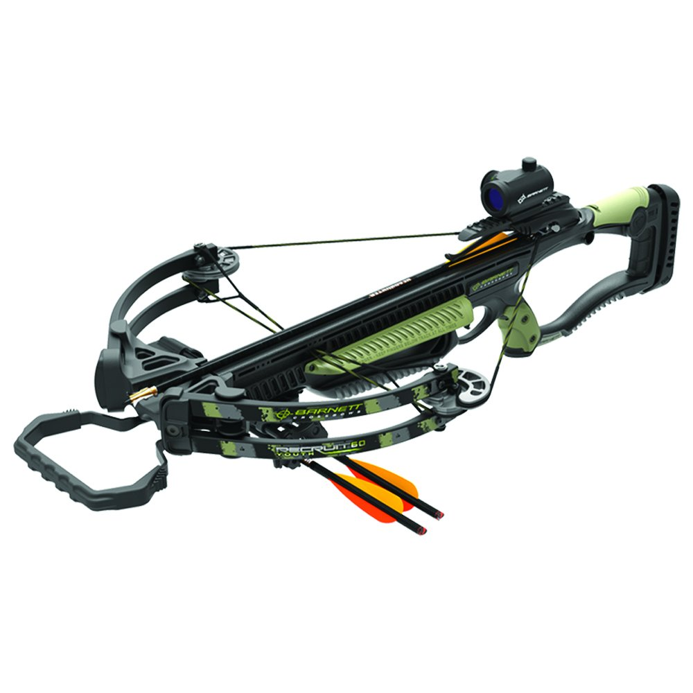 Barnett Recruit Youth 60 Compound Crossbow, 195 Feet Per Second