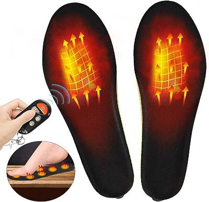 In Boot Toe Warmer Foot Heating Sole Shoe Outdoor Active Footwear Insert