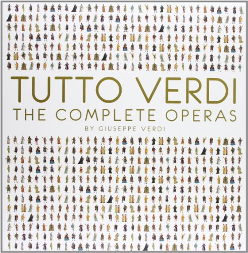 Tutto Verdi: Complete Operas [Blu-ray] by C Major Entertainment