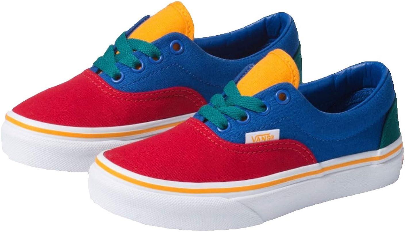 Vans Boy's Primary Block Era Kids Skate