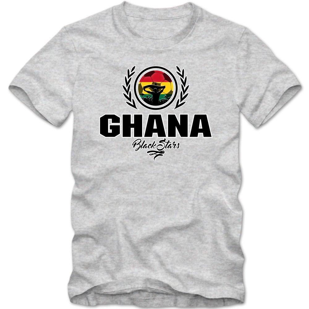 competitive price b78eb 1b94c Football Ghana V2 T-Shirt   Football Vs. Soccer   Men ...
