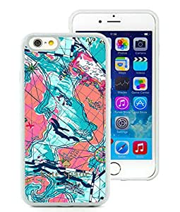 New Fashion Custom Designed Kate Spade iPhone 6 White Phone Case 4.7 inch Case 033