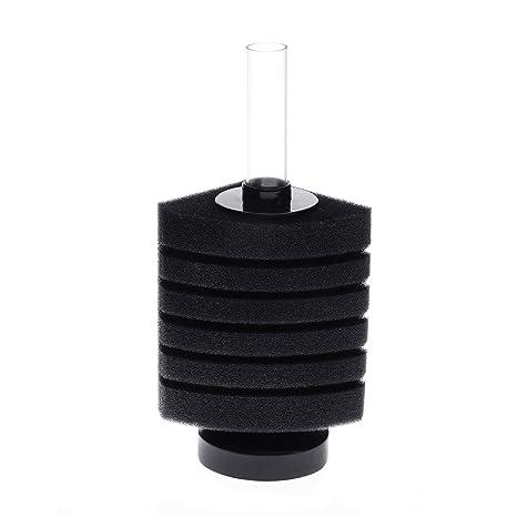 UEETEK Mini Esponja Filtro de Agua Filtro bioquímico de esquina de ...