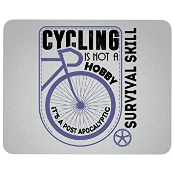 Amazoncom I Love Cycling Premium Textured Mouse Pad Cycling Is