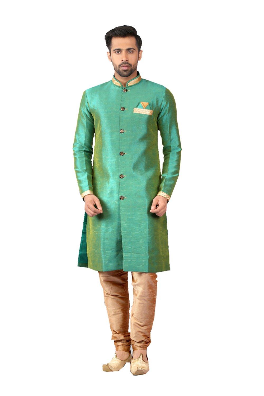 Aashima Fab Store Indian Kurta Pajama Set For Men Wedding Festival Partywear