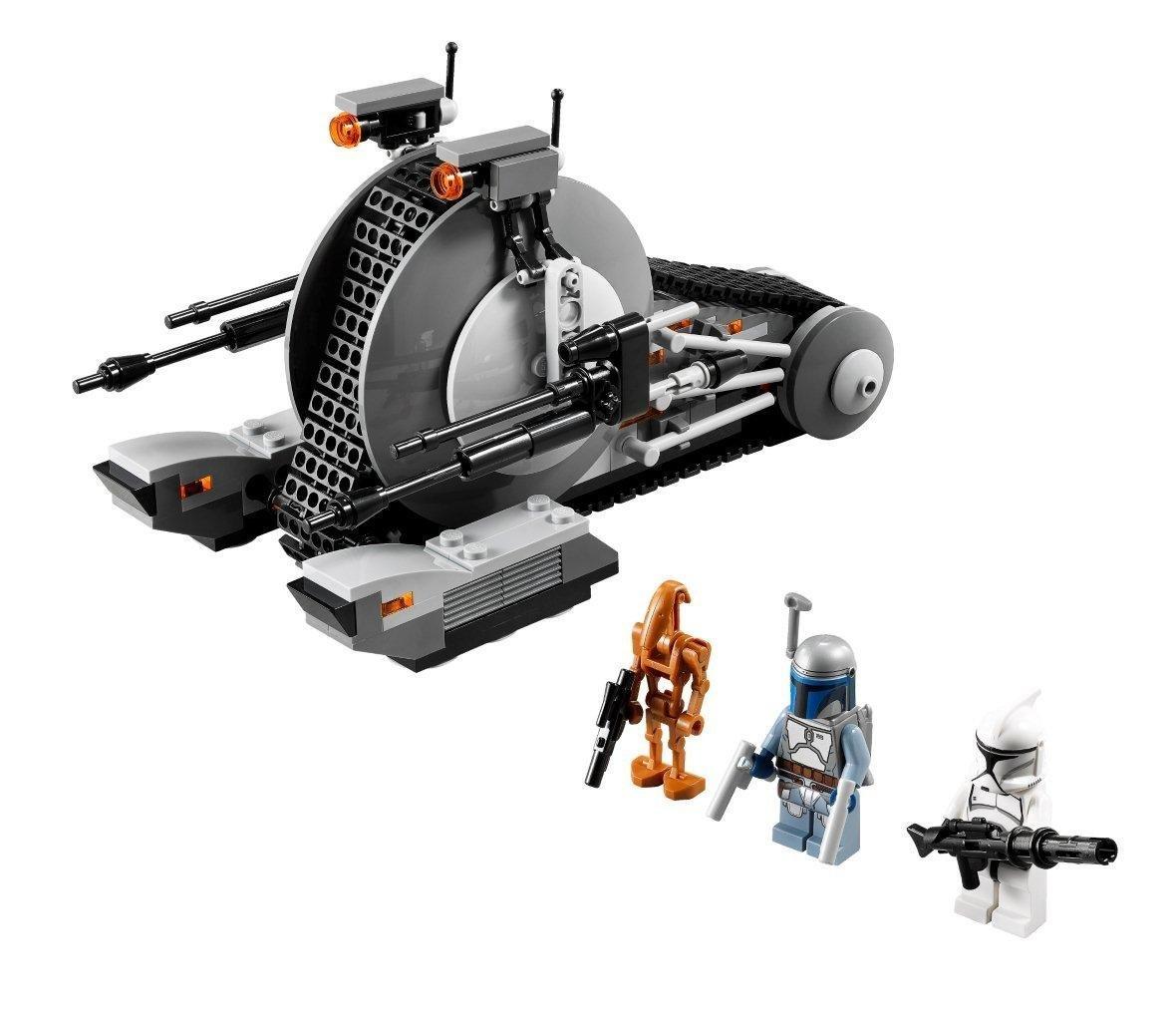 Lego Star Wars 75015 Corporate Alliance Tank Droid Amazon