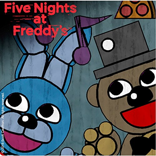 [Five Nights at Freddy's Beverage Napkins (16)] (Foxy Five Nights At Freddys Costume)