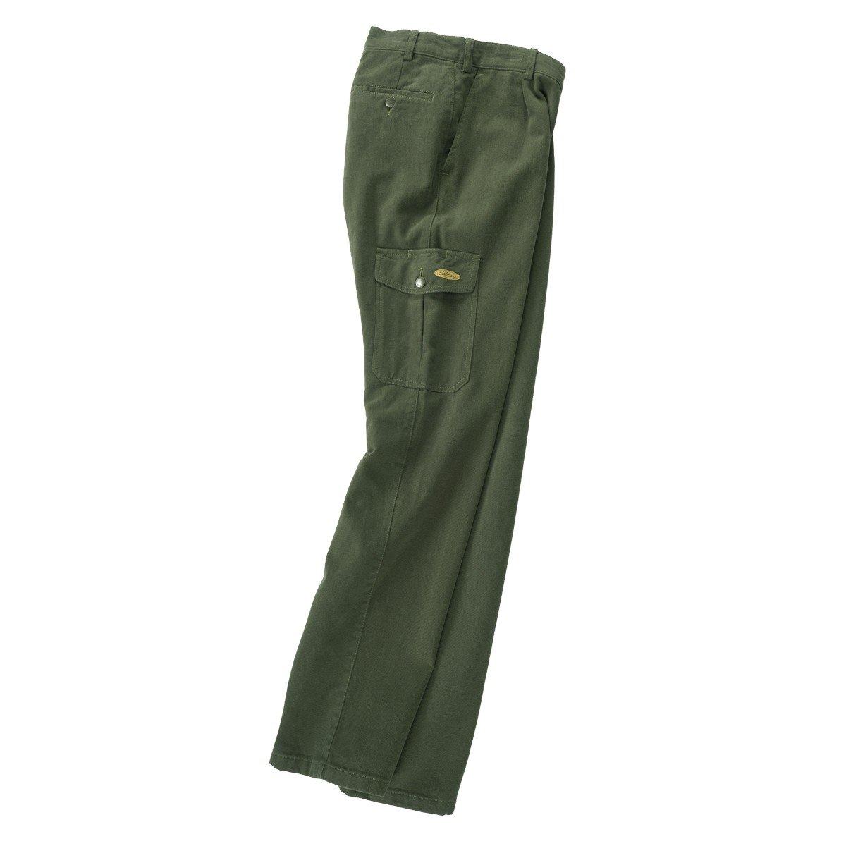 Hubertus XXL grüne Jagdjeans mit Beintasche B01LESDJOU Jacken Aktuelle Form