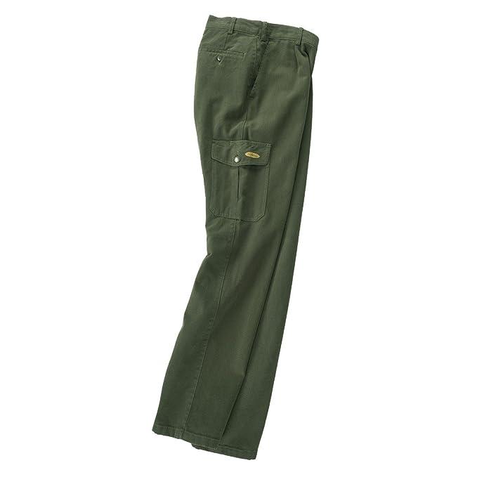 Jeans de caza Hubertus verdes en tallas grandes: Amazon.es: Ropa y accesorios