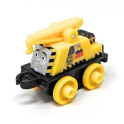 Mini Train Classic Kevin 2 Inch Scale Crane Engine: Toys & Games